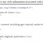 Cómo construir un mapa del sitio XML para el SEO